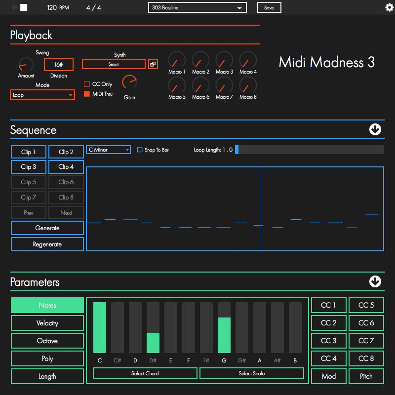 Midi Madness - Midi Madness 3